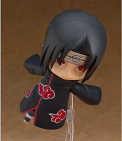 Anime Nendoroid 820# Naruto Shippuden Uchiha ItachiPVC Figure Toy New In Box