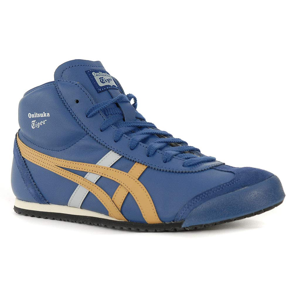 370ac73acd0 Amazon.com  Onitsuka Tiger Mexico Mid Runner Fashion Sneaker  Shoes
