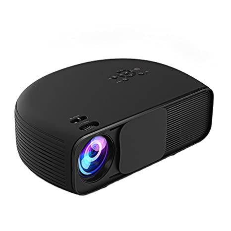 LED Proyector Video HD Home Cinema Nuevo Semicircle Design ...
