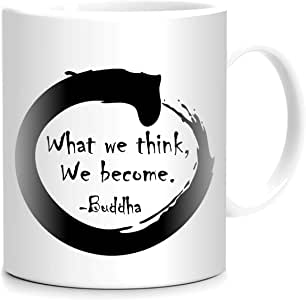 FMstyles FMstyles - What we think, we become Mug