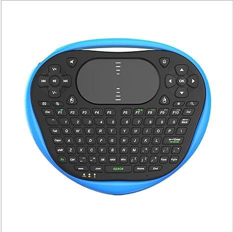 ccloon Flymouse USB 2,4 G inalámbrico ergonómico único oficina juego de teclado y ratón