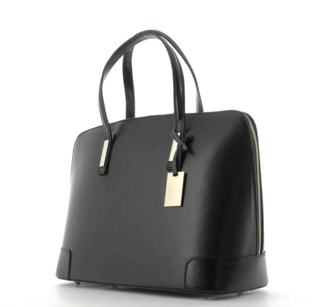 JSI dam handväska handväska handväska handväska bärväska 154–1 svart