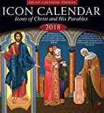 2018 Orthodox Icon Calendar (Julian Version)