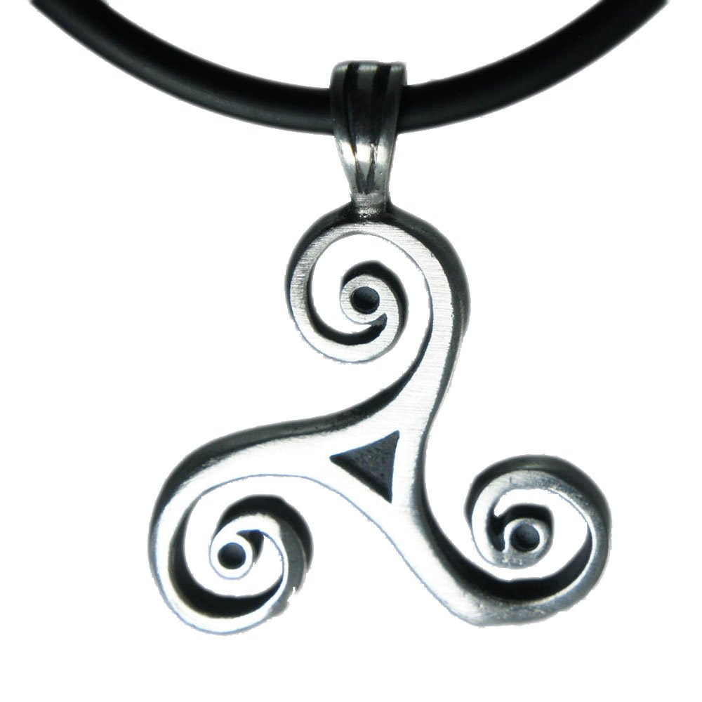 Amazon Exoticdream Classic Triskele Magic Merlin Celtic Pewter