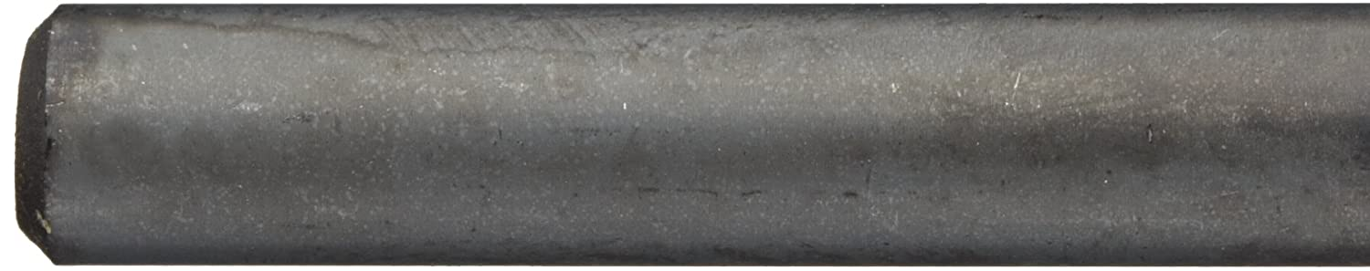 Straight Shank 135 Degree YG-1 D1633 High Speed Steel Split Point Aircraft Extension Drill Bit Steam Oxide Finish Pack of 1 21//128 Diameter x 6 Length #18 Size Slow Spiral