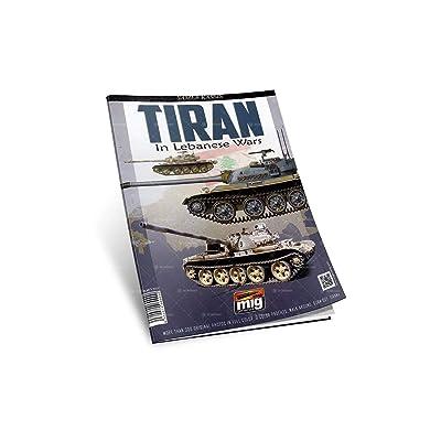 AMMO MIG-6000 Tiran in Lebanese Wars English, Multicolour: Toys & Games