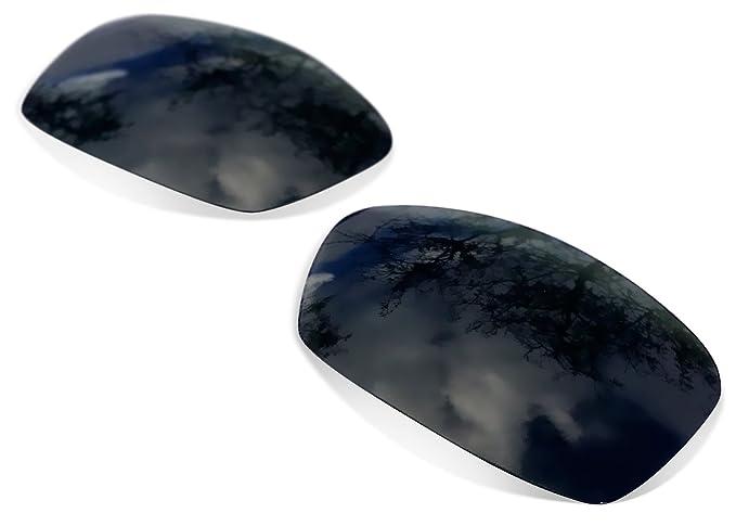 Sunglasses Restorer Lentes Polarizadas de Recambio Black Iridium para Oakley Jupiter Squared