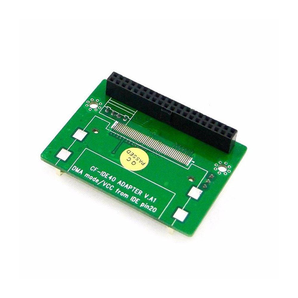 CF Compact Flash Merory Card to Vertical 3.5 Adaptador HDD SSD con ...