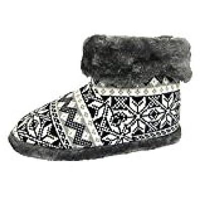 9927acaa1d4ba Dunlop Boot, Chaussons pour homme - noir, taille M 9 10 (43 44 EU ...