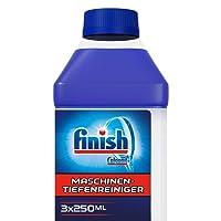 Finish Maschinenpfleger Spülmaschinenreiniger, 3er Pack (3 x 250 ml)