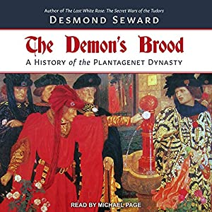 The Demon's Brood Audiobook