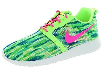 d81acff0834f NIKE Unisex Children Jr Rosherun Flight Weight Gs Low-Top Sneakers ...