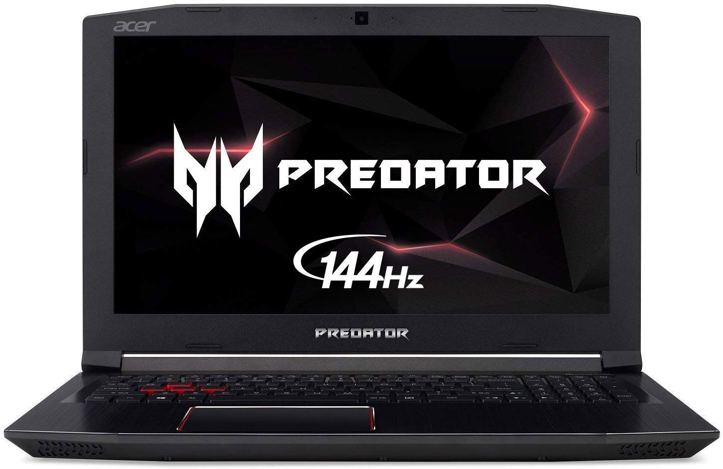 Acer Predator Helios 300 Gaming Laptop, 15.6in Full HD IPS Display Intel 6-Core i7-8750H, GeForce GTX 1060 6GB DDR5 16GB DDR4, 256GB NVMe SSD, PH315-51-78NP (Renewed)