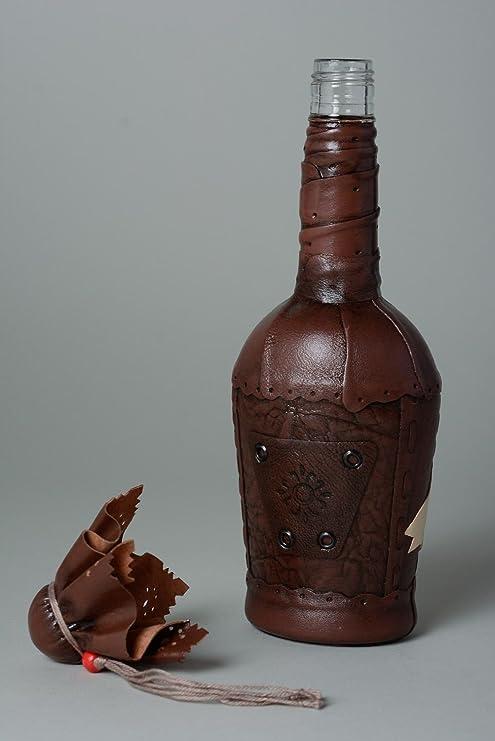 Amazon.com: Hecho a mano decorativo Pequeño Botella de ...