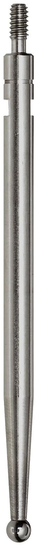 0.08 Stem Dia. 0.65 Length Brown /& Sharpe TESA 74.105996 Carbide Ball Tip Measuring Insert for Interapid 312 Dial Test Indicators