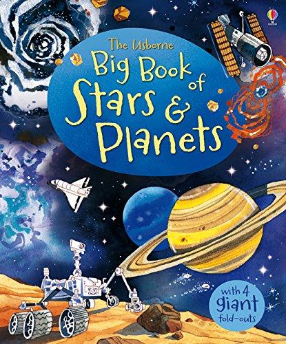 Big Book of Stars and Planets (Big Books): 1