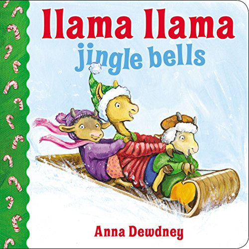 Llama Llama Jingle Bells - Books Christmas