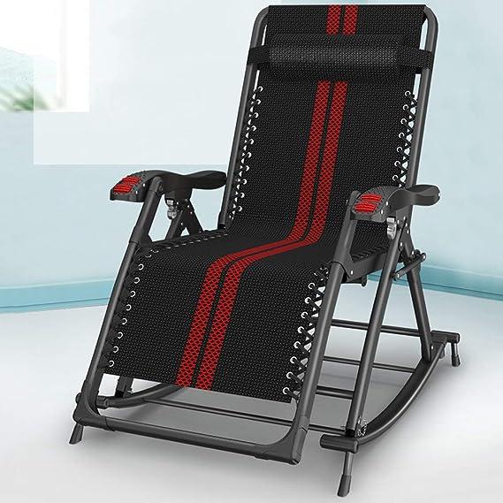 Amazon.com: Silla de salón plegable reclinable para ...