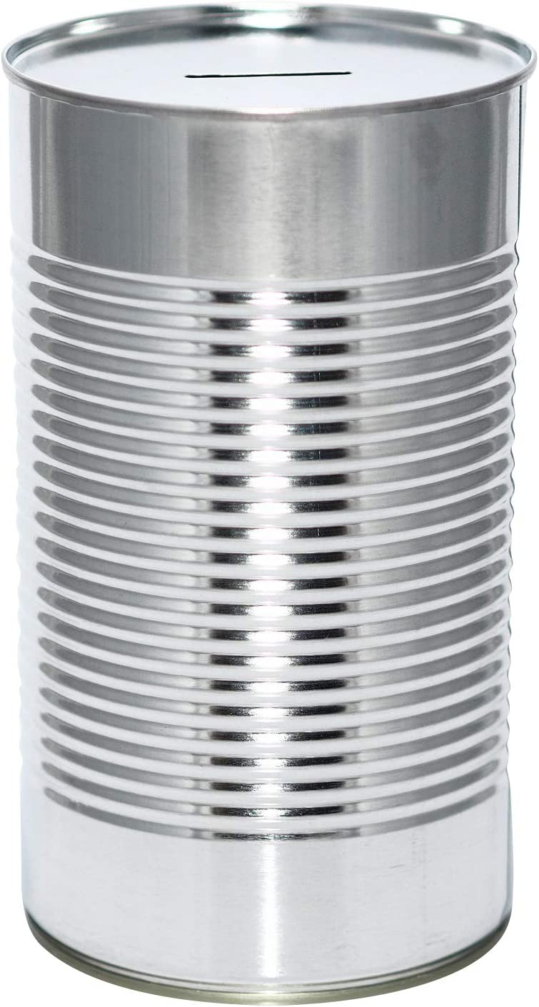 Can Tastic P1000 Spardose Mehrfarbig