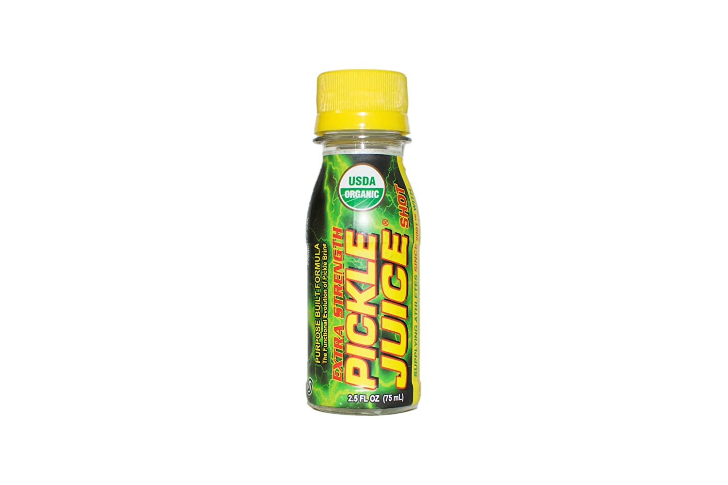Pickle Juice Extra Strength Shots, 2 5 oz, 12 pack