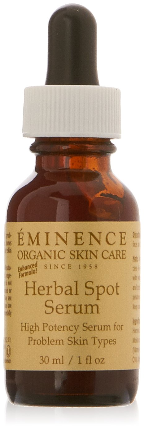 Eminence Herbal Spot Serum, 1 Ounce Hain Celestial Group Alba Botanica Hawaiian Eye Gel, 1 oz