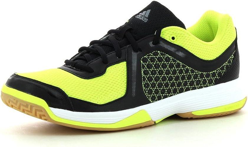 adidas Counterblast 3 - Zapatillas para Hombre, Color Blanco/Negro/Lima, Talla 48 2/3: Amazon.es: Zapatos y complementos