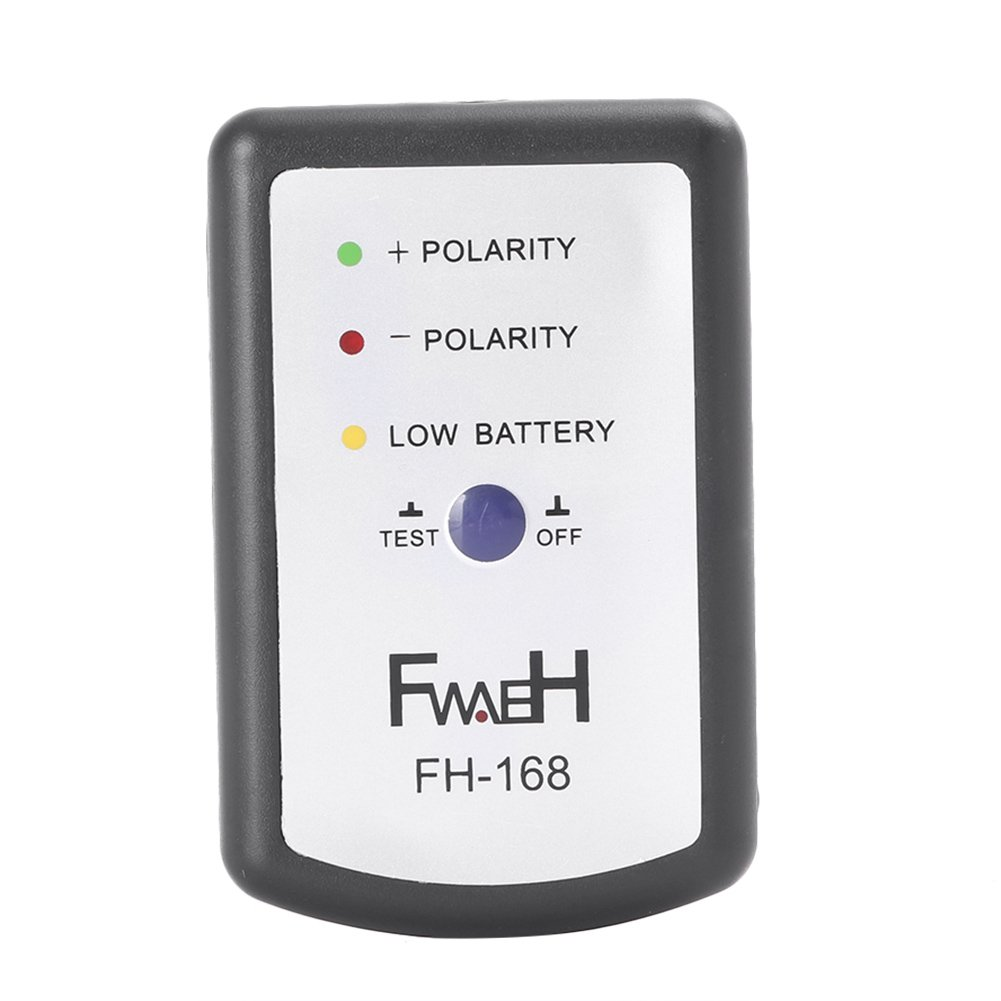 GZYF Auto Audio Speaker FH Phase Meter Polarity Tester for Car