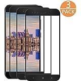 DEALUY [3 Pack] Xiaomi Mi A1/5X Vetro Temperato, Pellicola Protettiva per Xiaomi A1/5X. Anti-Impronte Digitali,Anti-Graffi,Nessuna Bolla,0,33mm HD Ultra Resistente Alta qualità,A1/5X Screen Protector
