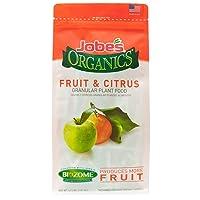 Jobe's Organics 09226 FBA_B0030EK5JE Fruit & Citrus Fertilizer with Biozome, 3-5...