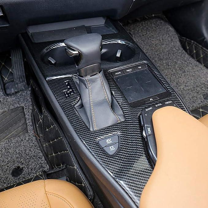 Wpfc Autozubehör Getriebe Panel Abdeckrahmen Trim Für Lexus Ux Za10 Ux 200 Ux 250h Sport Freizeit