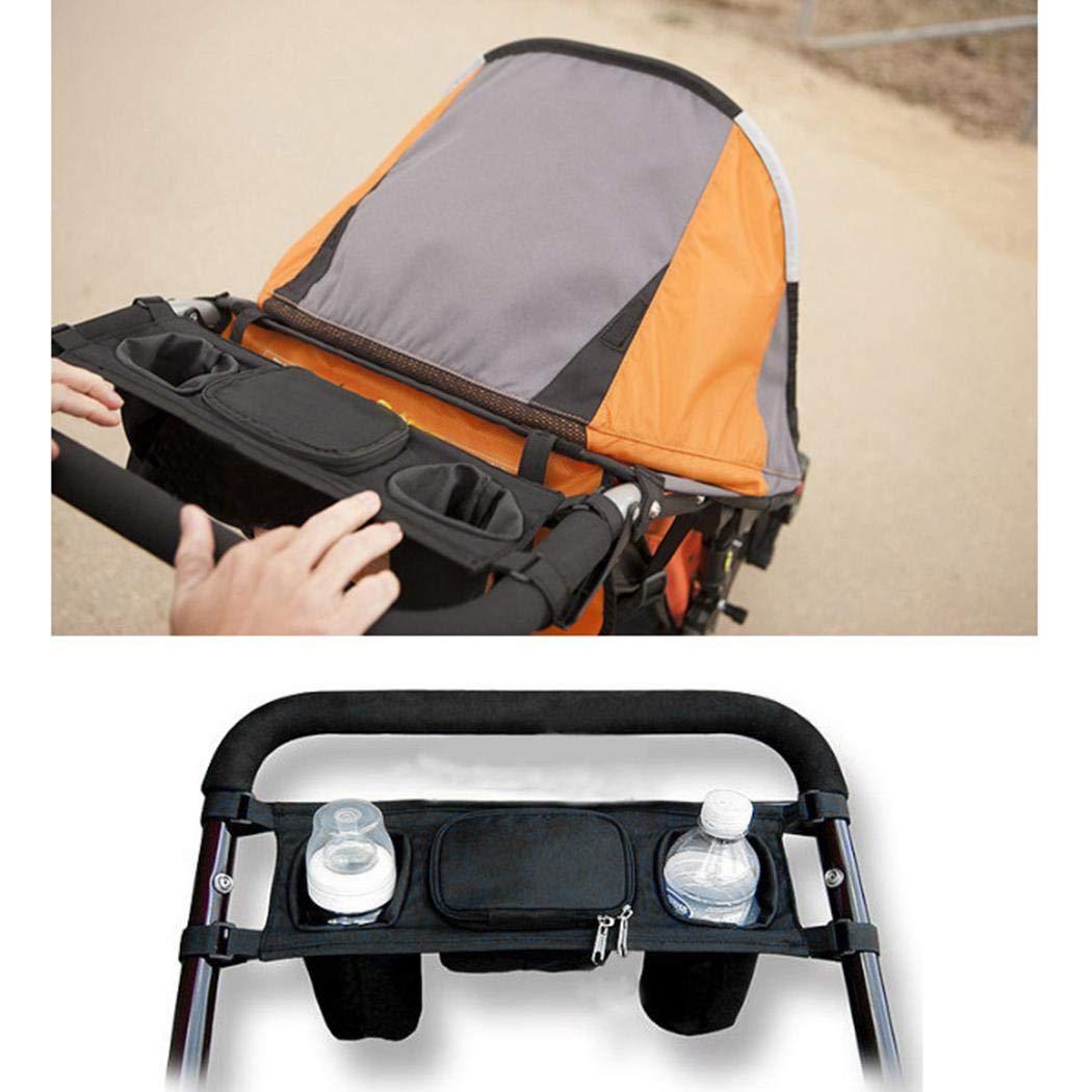 AIMADO Kinderwagen Organizer Universale Baby Kinderwagentasche Aufbewahrungstasche f/ür Sportwagen Buggy