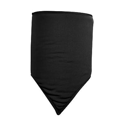 ZANheadgear unisex-adult Combo Gaiter, Cozy Fleece, Black: Automotive