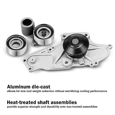 Timing Belt kit Water Pump fits 2005-2014 Honda Pilot Ridgeline 3.5L V6 SOHC