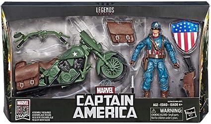 Marvel Legends 6 inch Ultimate Captain America Hasbro