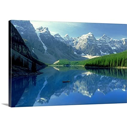 Amazon Com Greatbigcanvas Gallery Wrapped Canvas Entitled