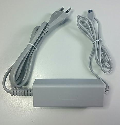 Cargador para Gamepad de Wii U: Amazon.es: Videojuegos