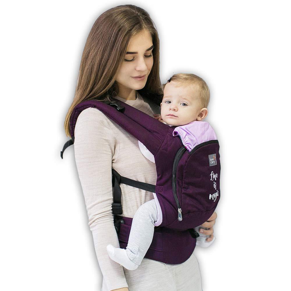 Gürteltasche Ergonomische Air-Love & Carry 100% garantiert violett