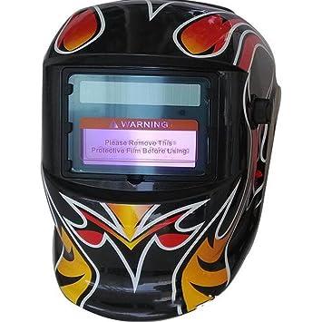 ZHIFENGLIU Máscara Solar/Máscara De Soldadura Automática/Máscara De Soldadura De Arco De Argón