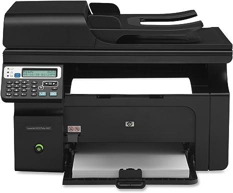 Amazon.com: HP LaserJet Pro M1217nfw Monochrome All-in-One ...