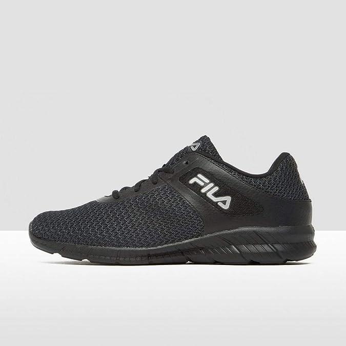Fila Skip Zapatillas de Running para Hombre, Color Negro