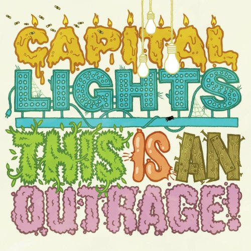 Capital Lights - This Is An Outrage! (2008)