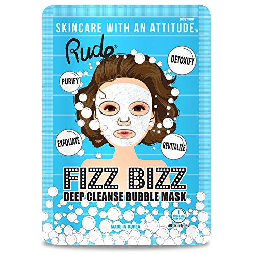 Fizz Bizz Cleanse Bubble Mask 10 Pack Face Mask Sheet