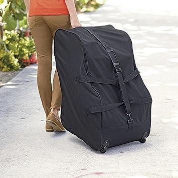 Zobo Wheeled Car Seat Travel Bag