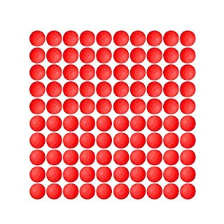 Little Valentine 100-Round Refill Pack for Nerf Rival, Red