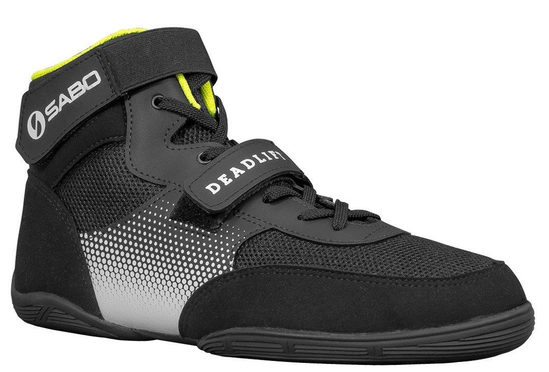sabo Deadlift Shoes B06Y3WCR6K 36 RUS / 5 US|Lime