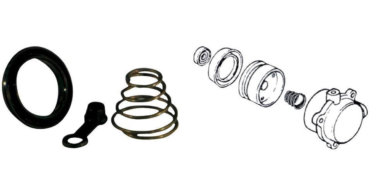 K & L suministro 32 - 0158 Kit de reparación de cilindro ...