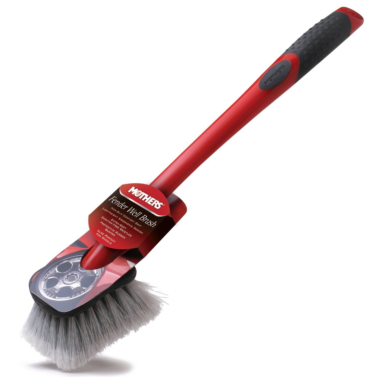 Mothers 155800 Long Handled Brush