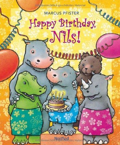 Happy Birthday, Nils!