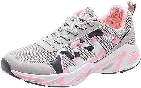 Hahashop2 Chaussures de marche plates et respirantes pour