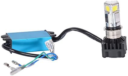 Amazing Rtd H4 Hs1 M02D Led Headlight For Bikes 12 V 30 Watt 1 Light Wiring Cloud Oideiuggs Outletorg